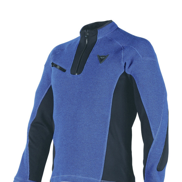 ARIES SWEATER SKY-BLUE/BLACK