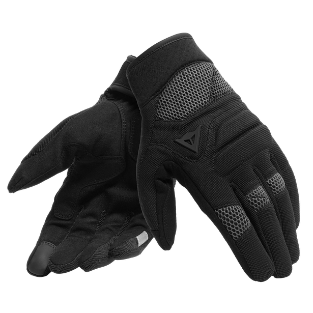 FOGAL UNISEX GLOVES BLACK/ANTHRACITE- Textil