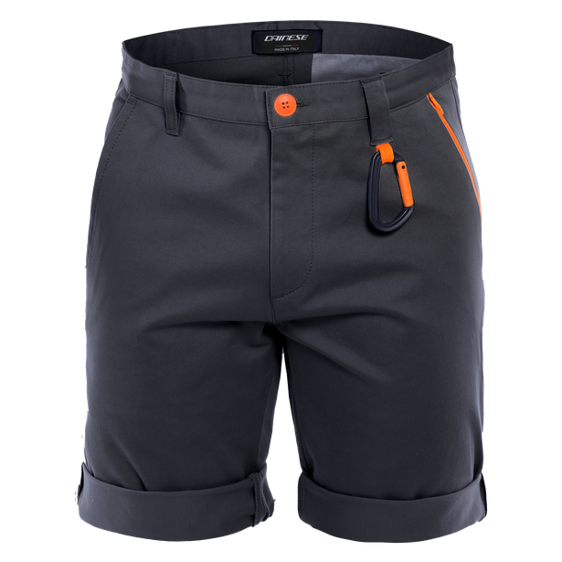 AWA BLACK - SHORT OMBRE-BLUE- Pantalons