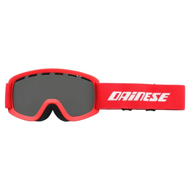 OPTI JR GOGGLES RED/SMOKE