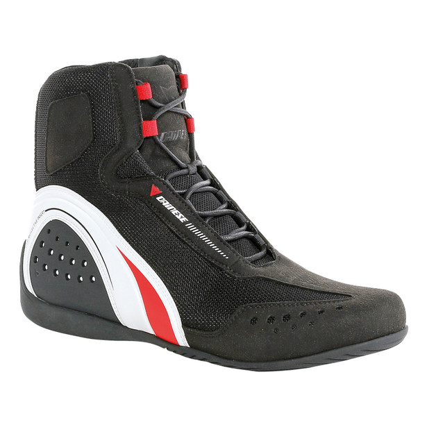 MOTORSHOE AIR SHOES JB  BLACK/WHITE/RED