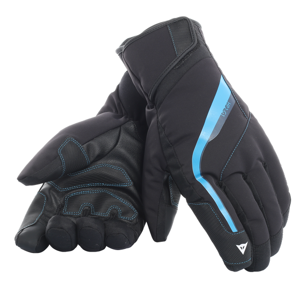 HP2 GLOVES STRETCH-LIMO/BLUE-ASTER- Gants