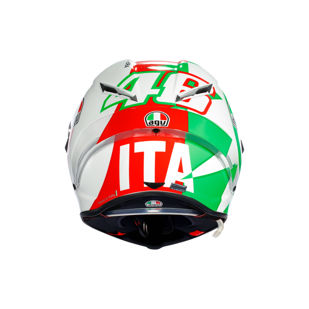 PISTA GP R E2205 LIMITED EDITION - ROSSI MUGELLO 2018 - Pista GP R