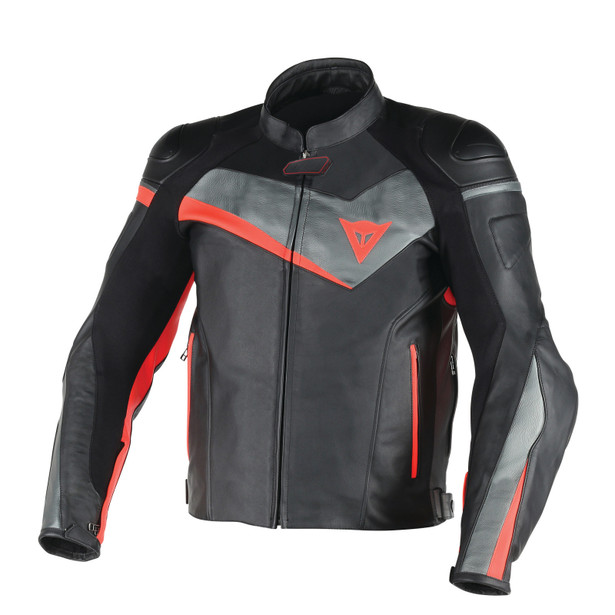 VELOSTER LEATHER JACKET