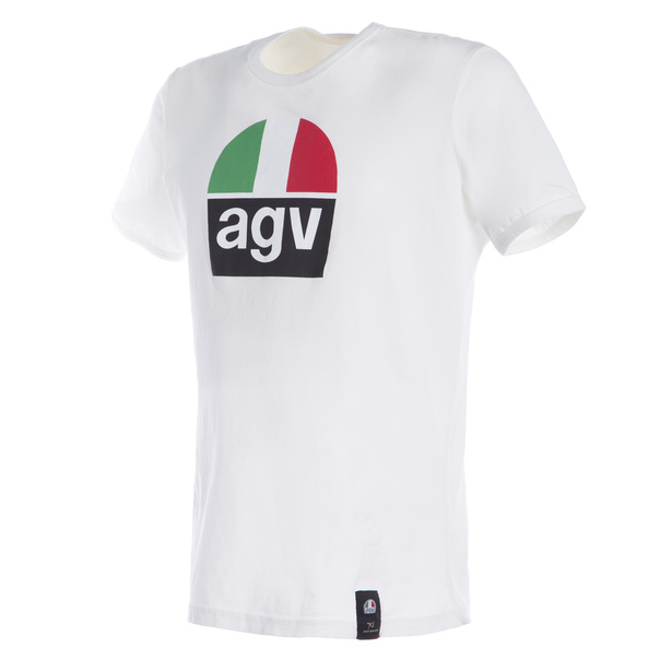 AGV 1970 T-SHIRT WHITE- undefined