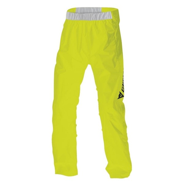 D-CRUST PLUS PANTS FLUO-YELLOW/LIGHT-ANTHRACITE