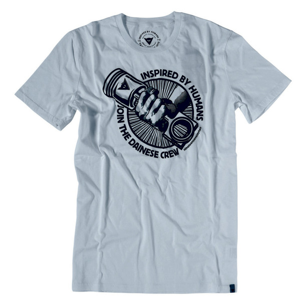 T-SHIRT MECHANISM GREY/BLACK