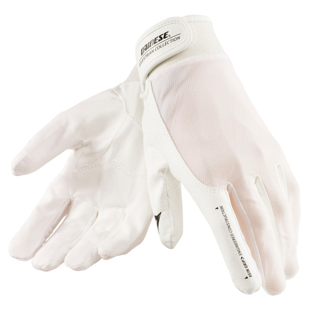 CANTER AIR GLOVES WHITE