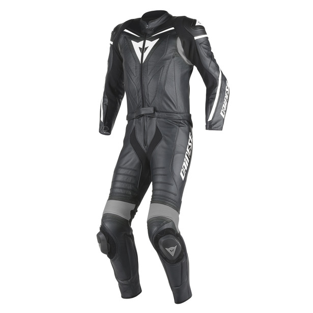 LAGUNA SECA D1 2PCS S/T SUIT BLACK/BLACK/ANTHRACITE- Two Piece Suits