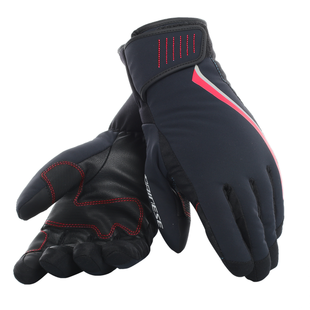 HP2 GLOVES LADY STRETCH-LIMO/VIRTUAL-PINK- Wintersports