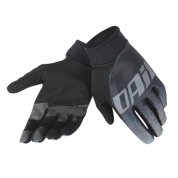 DRIFTEC GLOVES GREY/BLACK- Guantes