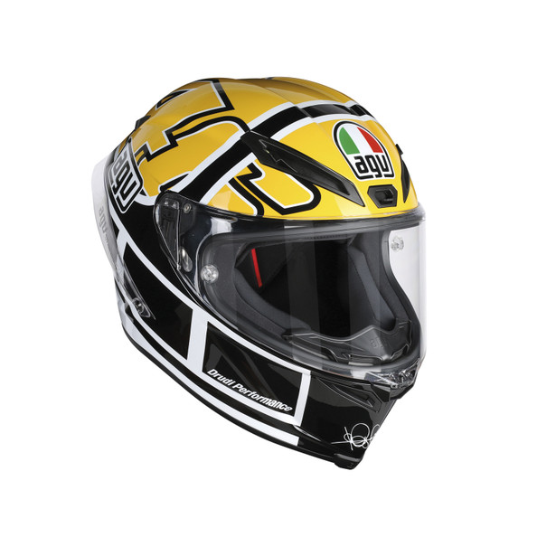 CORSA R E2205 TOP - ROSSI GOODWOOD