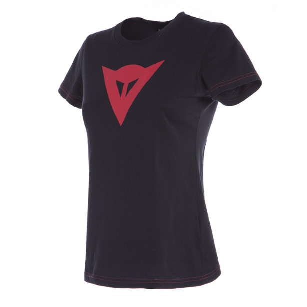 SPEED DEMON LADY T-SHIRT BLACK/RED