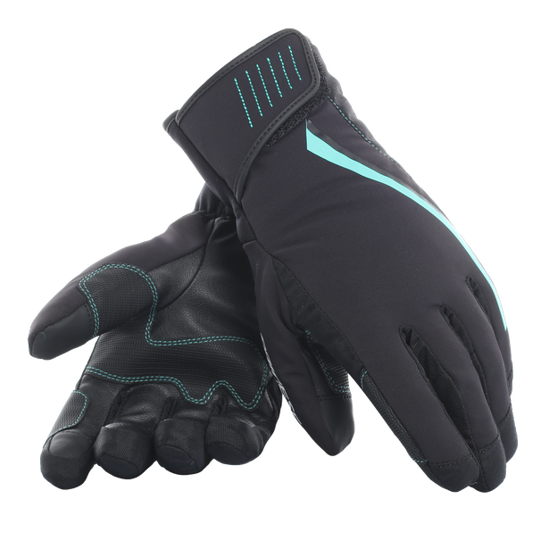 HP2 GLOVES LADY STRETCH-LIMO/VAPOR-BLUE- Wintersports