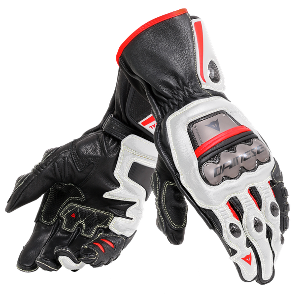 FULL METAL 6  GLOVES - Pelle
