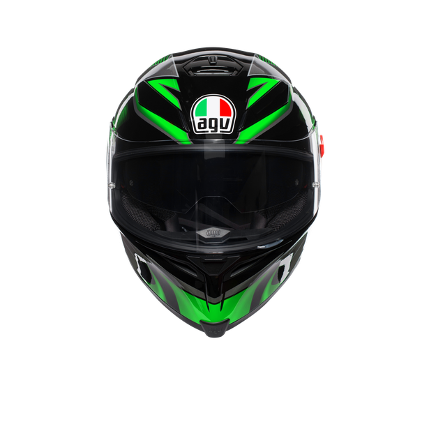 K-5 S E2205 MULTI - HURRICANE 2.0 BLACK/GREEN - Integrales