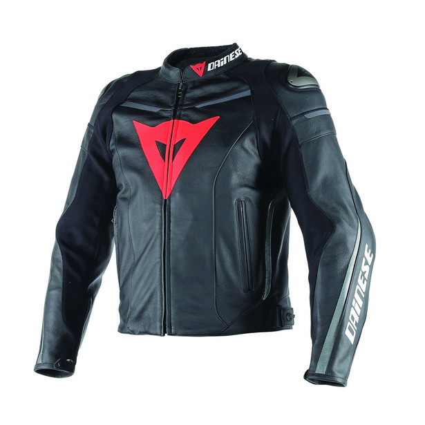 SUPER FAST LEATHER JACKET