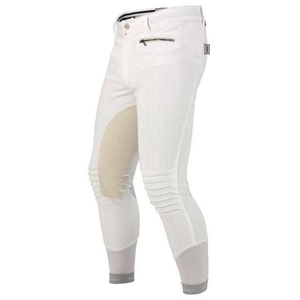 CIGAR PANTS WHITE- Pantalons