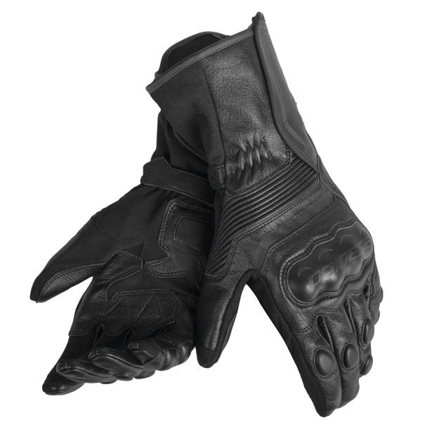 ASSEN GLOVES BLACK/BLACK/BLACK