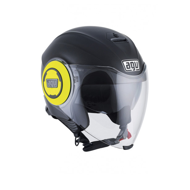 FLUID E2205 MONO - MATT BLACK/YELLOW - Promotions