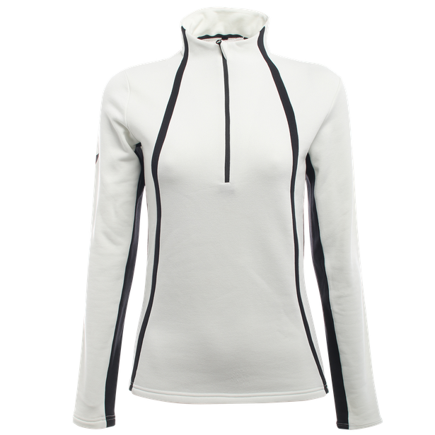 HP2 HALF ZIP LADY VAPOR-BLUE/STRETCH-LIMO- Thermal Layers