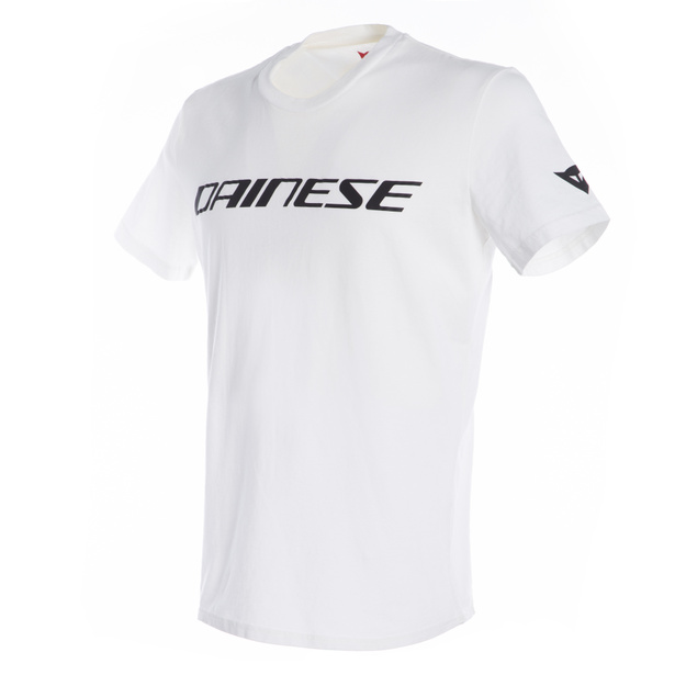 DAINESE T-SHIRT WHITE/BLACK- T-Shirts
