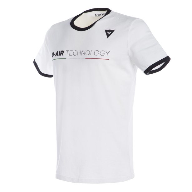 T-SHIRT INNOVATION D-AIR WHITE- undefined