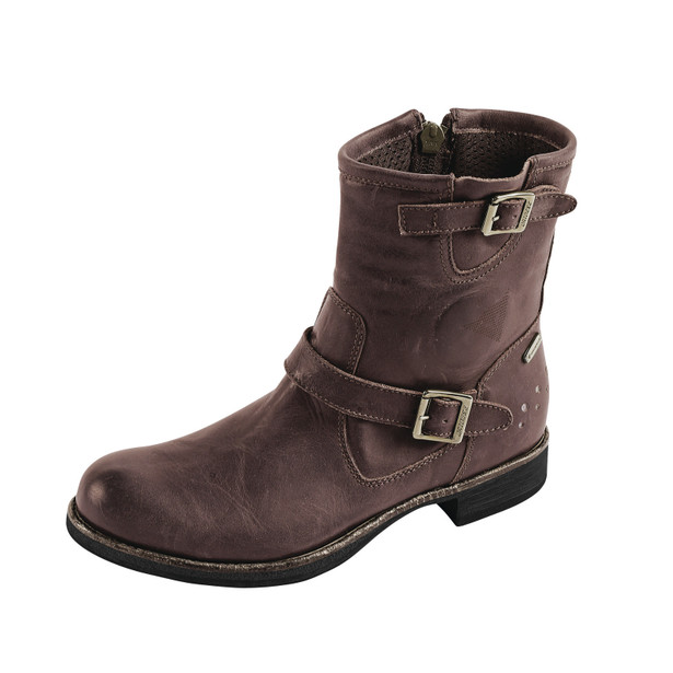 BAHIA LADY D-WP SHOES DARK BROWN