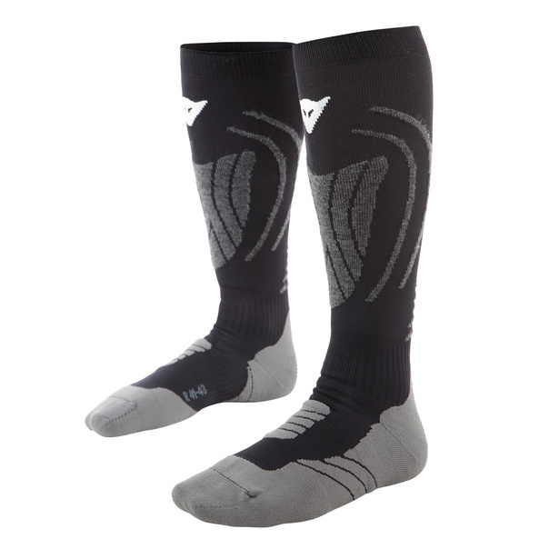 HP SOCKS STRETCH-LIMO/GUNMETAL- Accessoires