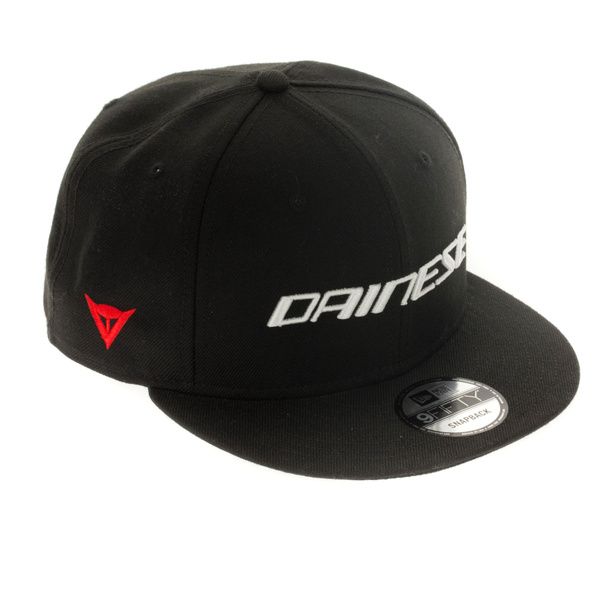 DAINESE  9FIFTY WOOL SNAPBACK CAP BLACK- Casquettes-Bonnets