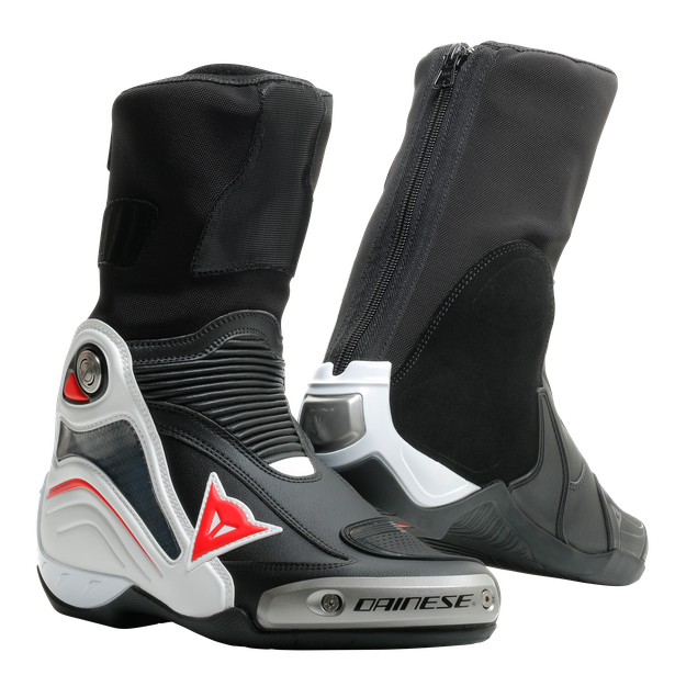 AXIAL D1 BOOTS BLACK/WHITE/RED-LAVA- Stiefel