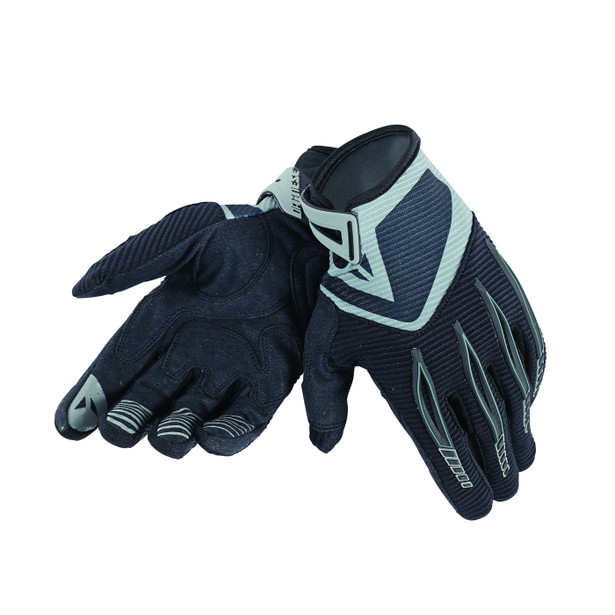 PADDOCK GLOVES BLACK/CASTLE-ROCK