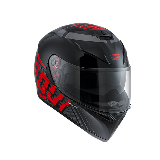 K-3 SV E2205 MULTI - MYTH BLACK/GREY/RED