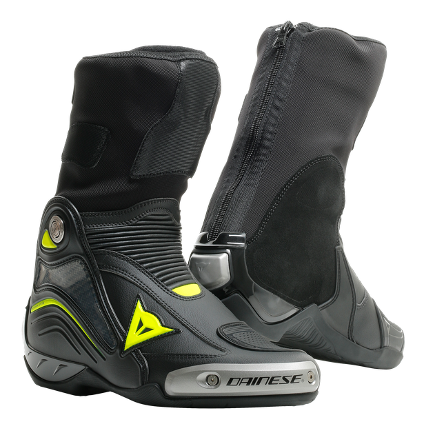 AXIAL D1 BOOTS BLACK/YELLOW-FLUO- Bottes