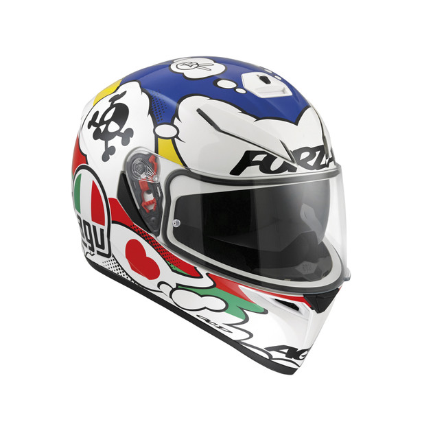 K-3 SV AGV E2205 MULTI PLK - COMIC - Promotions