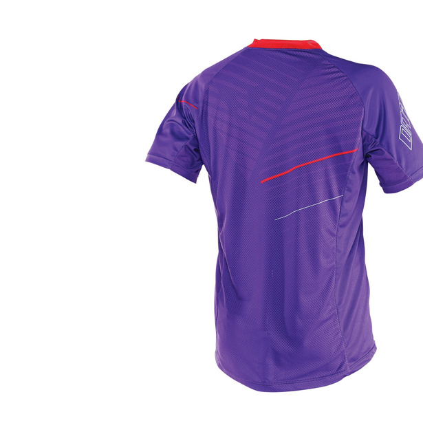 FLOW TECH JERSEY S/S KALEIDOSCOPE/PURPLE- undefined