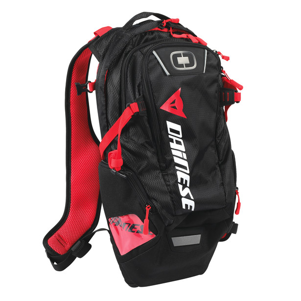 D-DAKAR HYDRATION BACKPACK STEALTH-BLACK