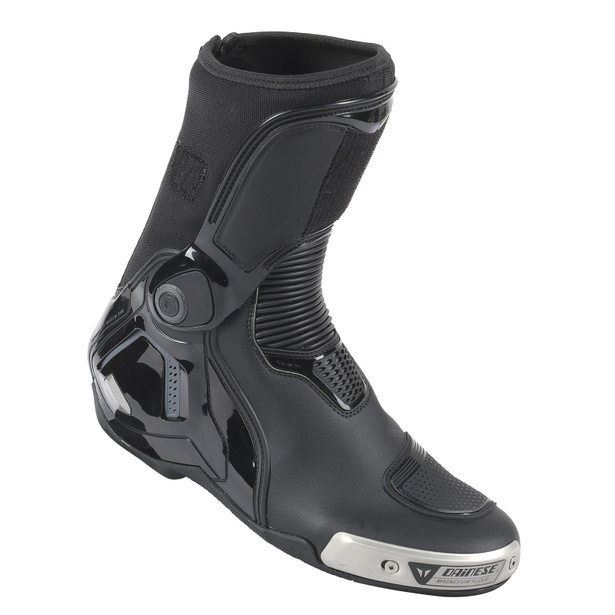 TORQUE D1 IN BOOTS BLACK/ANTHRACITE- Cuir