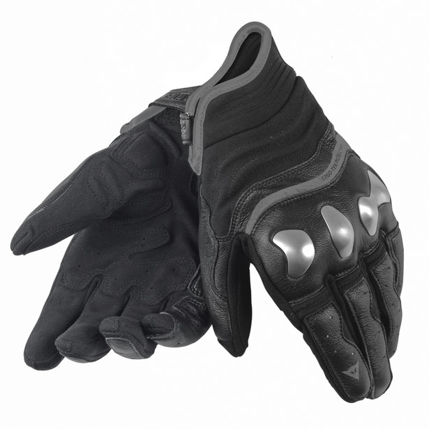 X-RUN GLOVES BLACK