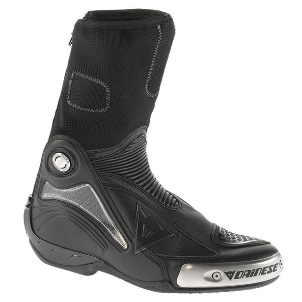 R AXIAL PRO IN BOOTS BLACK/BLACK- Leather