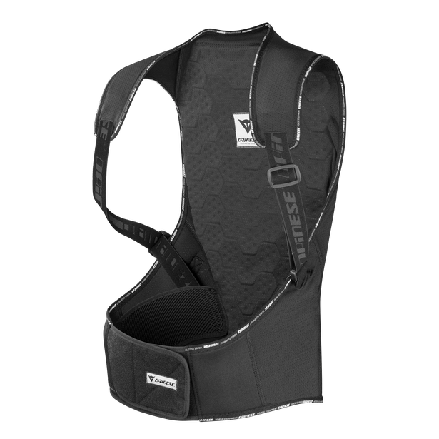 ALTER-REAL BACK PROTECTOR MAN BLACK