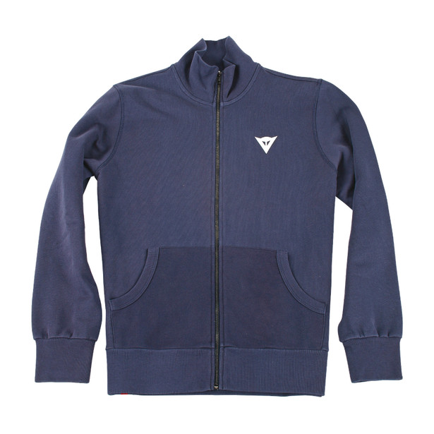 N'JOY FULL ZIP SWEATSHIRT NAVY