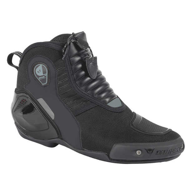 DYNO D1 SHOES BLACK/ANTHRACITE- Cuir