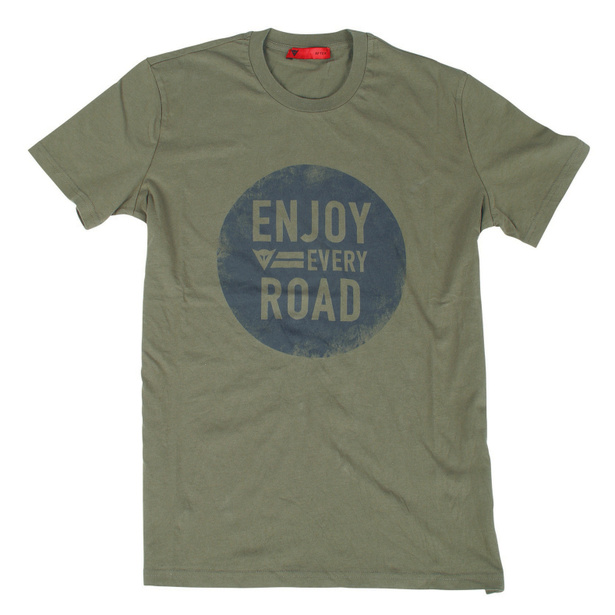 N'JOY T-SHIRT ARMY-GREEN- T-Shirts