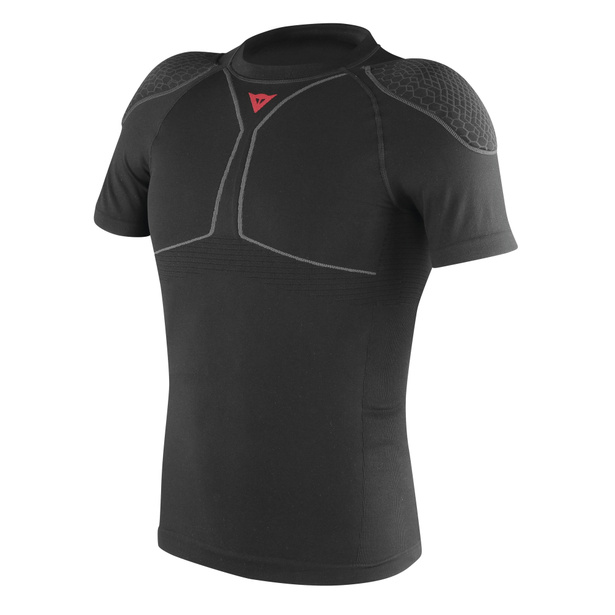 TRAILKNIT PRO-ARMOR TEE BLACK- Protection