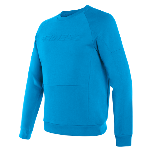 DAINESE SWEATSHIRT PERFORMANCE-BLUE- Casual Wear