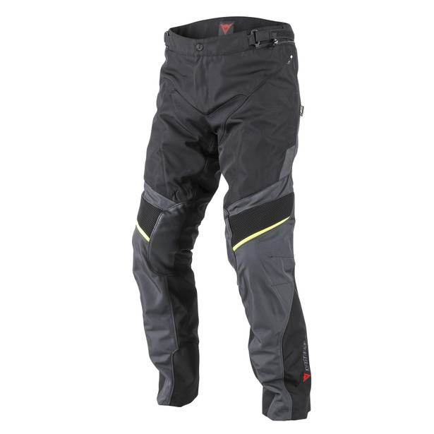 RIDDER D1 GORE-TEX PANTS BLACK/EBONY/FLUO-YELLOW
