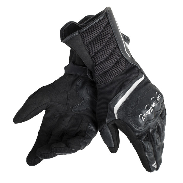 AIR FAST UNISEX GLOVES BLACK/BLACK/WHITE