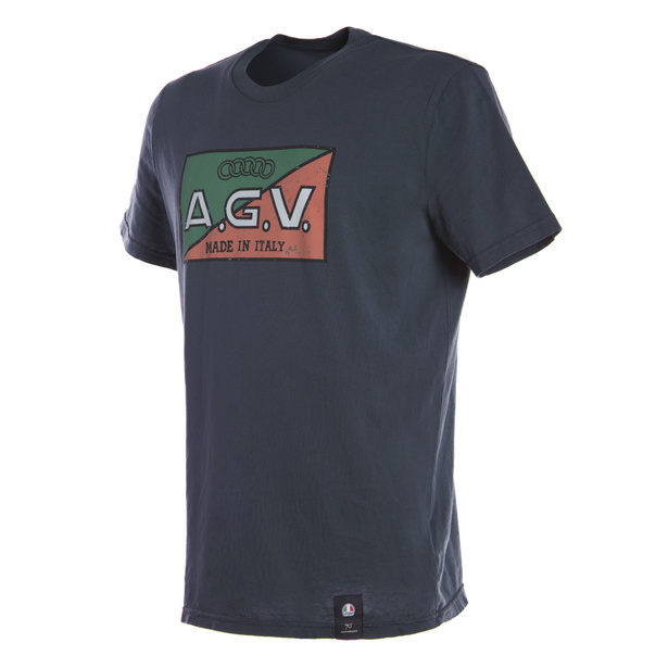 AGV 1947 T-SHIRT ANTHRACITE- T-Shirts