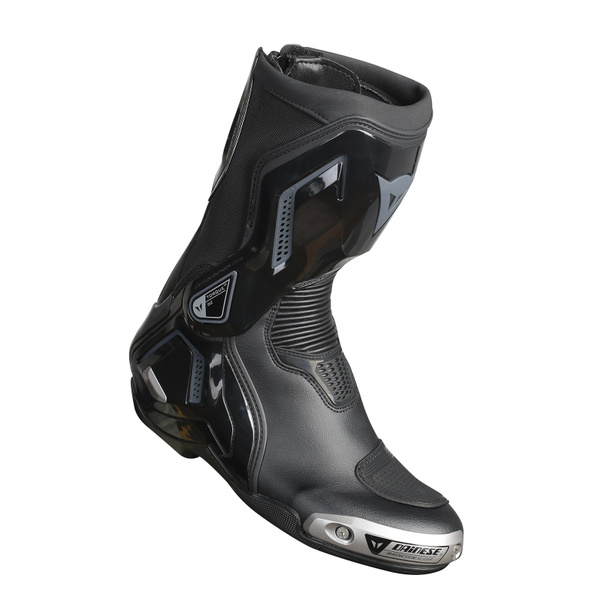 TORQUE D1 OUT LADY BOOTS BLACK/ANTHRACITE- Pelle